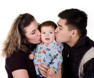 ο γιος προγόνων φιλιών το&u στοκ φωτογραφία με δικαίωμα ελεύθερης χρήσης