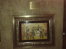 Ο γρίφος Beatles Στοκ φωτογραφία με δικαίωμα ελεύθερης χρήσης