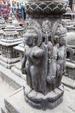 ο γρανίτης Νεπάλ σμιλεύει Στοκ εικόνες με δικαίωμα ελεύθερης χρήσης
