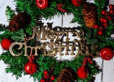 2$ο γραφικό νέο έτος υπολογιστών Χριστουγέννων καρτών designe Στοκ φωτογραφίες με δικαίωμα ελεύθερης χρήσης