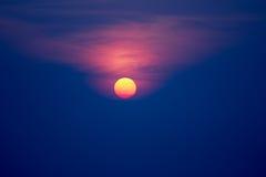 Ο γλυκός ήλιος Στοκ Εικόνες