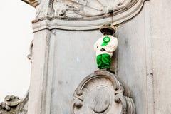 Ο γλύπτης των Βρυξελλών Στοκ Εικόνα