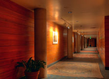 ο διάδρομος 2 κατοικεί Στοκ Φωτογραφία