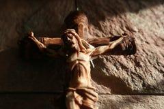 ο διαγώνιος Ιησούς Στοκ φωτογραφίες με δικαίωμα ελεύθερης χρήσης