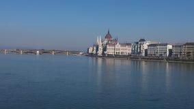 Ο Δούναβης Στοκ φωτογραφία με δικαίωμα ελεύθερης χρήσης