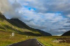 Ο δρόμος Στοκ Φωτογραφίες