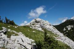 Ο εθνικός Βορράς Velebit πάρκων στην Κροατία στοκ εικόνες