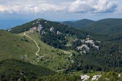 Ο εθνικός Βορράς Velebit πάρκων στην Κροατία στοκ εικόνα με δικαίωμα ελεύθερης χρήσης