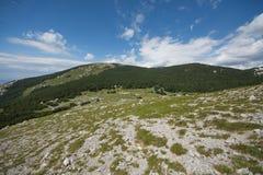 Ο εθνικός Βορράς Velebit πάρκων στην Κροατία στοκ εικόνες με δικαίωμα ελεύθερης χρήσης