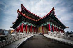 Ο εθνικός καθεδρικός ναός στο αναμνηστικό πάρκο δημοκρατίας της Ταϊβάν, Tai Στοκ Εικόνα
