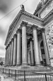 Ο εικονικός καθεδρικός ναός Αγίου Isaac στη Αγία Πετρούπολη, Ρωσία Στοκ Φωτογραφίες