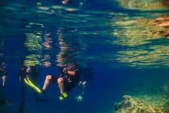 Ο ελαττωματικός καθρέφτης θαλασσών στη μαλακή εστίαση στοκ φωτογραφία με δικαίωμα ελεύθερης χρήσης
