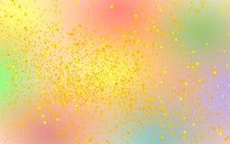Ο εορτασμός σχολιάζει το σχέδιο σύστασης με το χρώμα ουράνιων τόξων στοκ φωτογραφίες με δικαίωμα ελεύθερης χρήσης