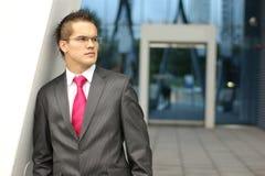 ο επιχειρηματίας ντύνει τ&io Στοκ εικόνα με δικαίωμα ελεύθερης χρήσης