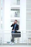 ο επιχειρηματίας χαλάρω&sigm Στοκ φωτογραφίες με δικαίωμα ελεύθερης χρήσης