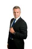 ο επιχειρηματίας ώριμος Στοκ φωτογραφία με δικαίωμα ελεύθερης χρήσης