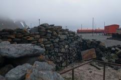 Ο ερευνητικός σταθμός Orcanadas Στοκ φωτογραφίες με δικαίωμα ελεύθερης χρήσης
