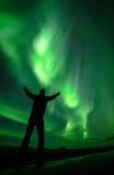 Ο ερχομός της αυγής Στοκ φωτογραφία με δικαίωμα ελεύθερης χρήσης