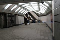 Ο δεύτερος υπόγειος 15 λεωφόρων Στοκ Εικόνα
