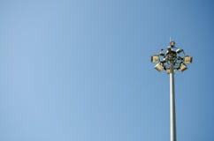 Οδηγήσεις ηλεκτρικού φωτός Στοκ Εικόνες