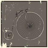 Οδηγήστε την εικόνα ποδηλάτων σας Στοκ Εικόνα