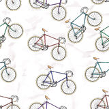 Οδηγήστε την εικόνα ποδηλάτων σας Στοκ φωτογραφία με δικαίωμα ελεύθερης χρήσης