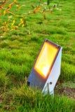 Οδηγημένος λαμπτήρας κήπων στοκ φωτογραφία με δικαίωμα ελεύθερης χρήσης