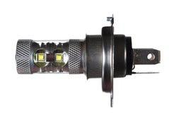 Οδηγημένος αυτόματος λαμπτήρας Στοκ φωτογραφίες με δικαίωμα ελεύθερης χρήσης