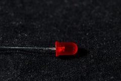 οδηγημένο κόκκινο Στοκ φωτογραφίες με δικαίωμα ελεύθερης χρήσης