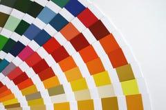οδηγός χρώματος Στοκ Εικόνες
