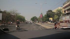οδηγώντας δρόμος φιλμ μικρού μήκους