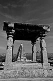 Ναός Virupaksha Hampi Στοκ Φωτογραφίες