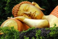Ο θεαματικός Βούδας Στοκ Εικόνα