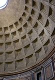 Ο θόλος Pantheon στη Ρώμη, Ιταλία στοκ φωτογραφία