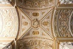 Ο θόλος της βασιλικής του ST Peter Στοκ φωτογραφία με δικαίωμα ελεύθερης χρήσης