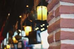 ο διάχυτος φωτισμός Στοκ φωτογραφία με δικαίωμα ελεύθερης χρήσης
