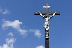 ο διαγώνιος Ιησούς Στοκ Φωτογραφία