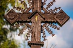 ο διαγώνιος Ιησούς Στοκ εικόνες με δικαίωμα ελεύθερης χρήσης
