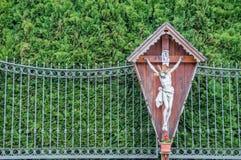 ο διαγώνιος Ιησούς Στοκ εικόνα με δικαίωμα ελεύθερης χρήσης