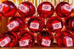 14ο διεθνές φεστιβάλ κρασιού σε Berehove Στοκ Εικόνες