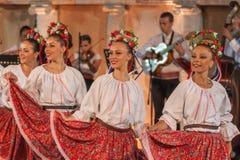 21$ο διεθνές φεστιβάλ σε Plovdiv, Βουλγαρία Στοκ Εικόνα
