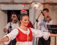 21$ο διεθνές φεστιβάλ σε Plovdiv, Βουλγαρία Στοκ φωτογραφία με δικαίωμα ελεύθερης χρήσης