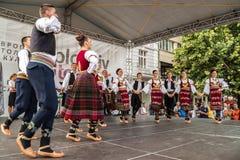 21$ο διεθνές φεστιβάλ σε Plovdiv, Βουλγαρία Στοκ Φωτογραφίες