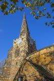 Ο ιερός τάφος στο Νόρθαμπτον στοκ εικόνες