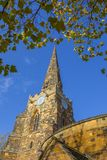 Ο ιερός τάφος στο Νόρθαμπτον στοκ εικόνες με δικαίωμα ελεύθερης χρήσης