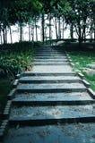 οδικά βήματα Στοκ Εικόνες