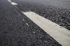 Οδικές γραμμές Στοκ φωτογραφία με δικαίωμα ελεύθερης χρήσης