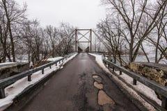 Οδική γέφυρα kellam-κυνηγών Στοκ εικόνα με δικαίωμα ελεύθερης χρήσης