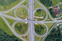 Οδική σύνδεση Στοκ Φωτογραφία