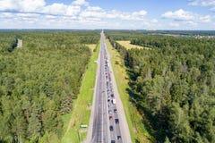 Οδική σύνδεση Στοκ εικόνες με δικαίωμα ελεύθερης χρήσης
